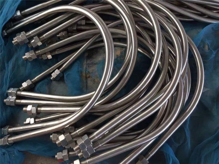 alloy825 en 2.4858 keluli tahan karat u bolt alloy718 en2.4668 dari cina