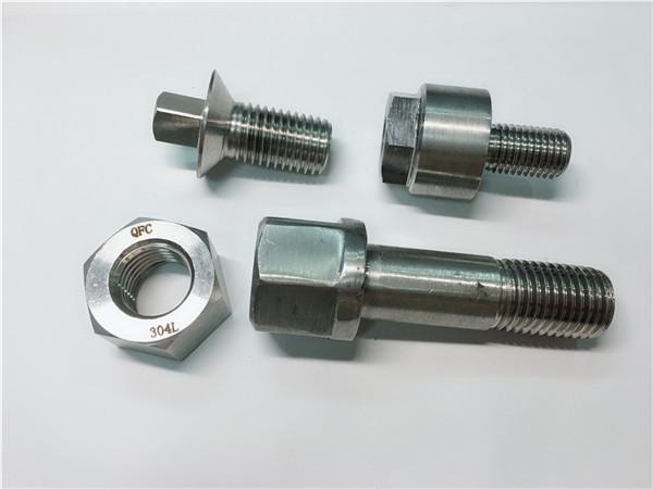 a2-70 keluli tahan karat hex head screw bolt din 933