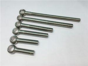 NO.38-904L 1.4539 UNS N08904 Bolt mata, bolt disesuaikan untuk pemasangan injap