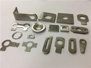No.58-A2-70 SS304 Stainless Steel Metal Stamping Bahagian