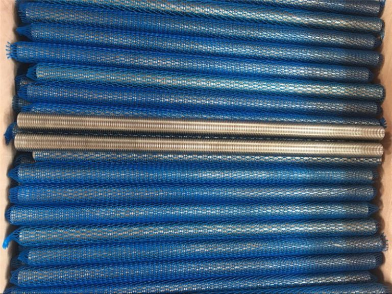 nikel aloi inconel601 / 2.4851 trapezoidal threaded rod barang baru