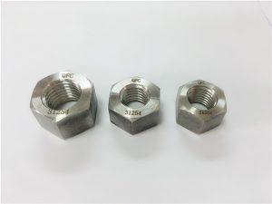 No.109-S31254 A193 B8MLCuN kacang hex berat