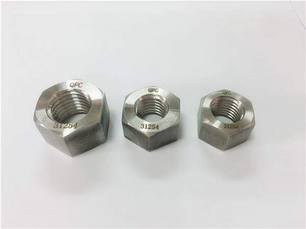 keluli tahan karat duplex 2205 / s32205 kacang hex