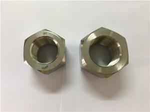 No.111-Pembuatan aloi nikel A453 660 1.4980 hex kacang
