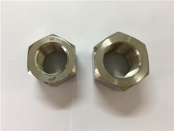 mengeluarkan aloi nikel a453 660 1.4980 hex kacang