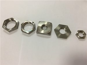 No.34-Wholesale Price square stainless steel wheel nut