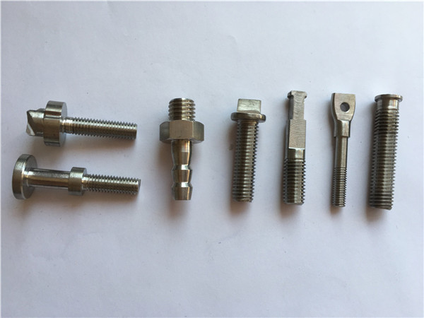 titanium emas cnc mesin basikal bolt