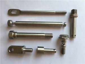 No.42-recision Stainless Fasteners CNC Menghidupkan pengikat logam