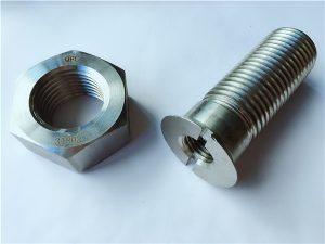 No.55-High quality duplex 2205 bolt keluli tahan karat dan kacang