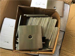 No.57-Customized Super Duplex 2205 (F51) Keluli tahan karat Square Plate Washer Fastener
