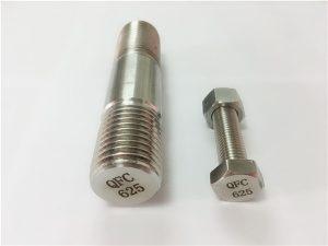 No.71-625 fasteners inconel dalam nikel