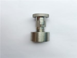 No.95-SS304, 316L, 317L SS410 Bolt pengangkutan dengan kacang bulat, pengikat bukan standard