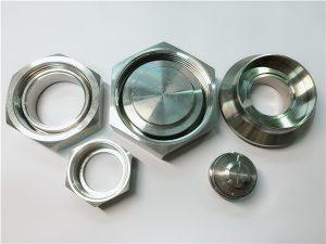 No.98-1.4410 UNS S32750 2507 palam soket plag hex yang digunakan dalam industri minyak dan gas