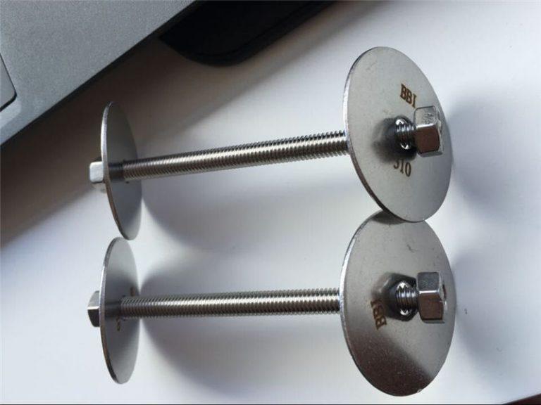 ss310 / ss310s pengikat astm f593, bolt keluli tahan karat, kacang dan pencuci