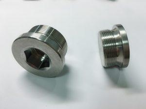 adat dibuat bolt cincin keluli tahan karat dengan cincin kunci ss